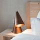Die Lampen im Bühelwirt hat der Südtiroler Designer Harry Thaler entworfen