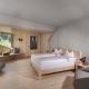 Ein Kingsize-Bett mit traumhaftem Bergblick - so geht Aufwachen im Bühelwirt