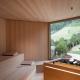 Entspannung in der Sauna des Bühelwirts