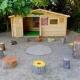 Das neue Kidsclub Chalet in Serjac