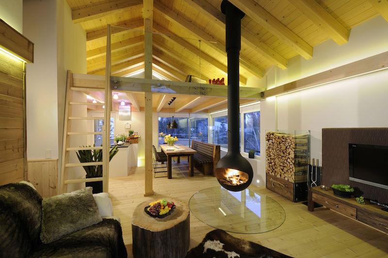Gemütliche Luxuslodge Annaberg: Der perfekte Ort für einen Winterurlaub mit Kind und Hund!