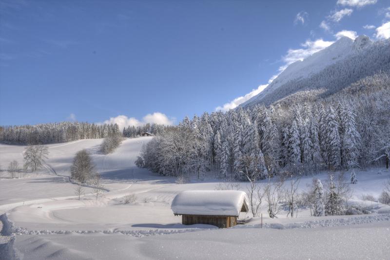 Winterwonderland in Inzell!
