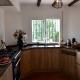 Die voll ausgestattete Küche im CoraZazen
