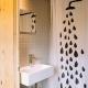 Klein, aber sehr fein – die neuen Badezimmer wurden mit Liebe gestaltet