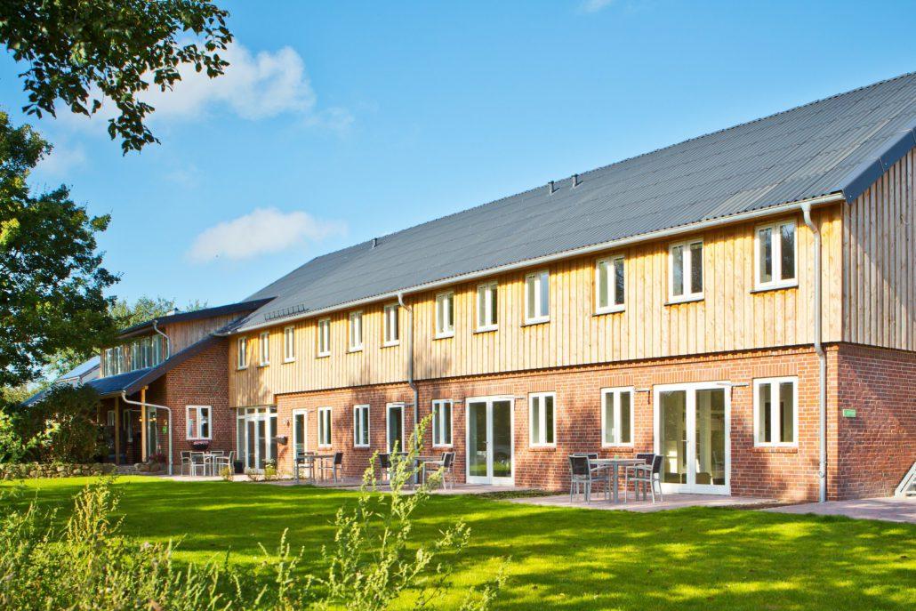 Hoftel foehr familienurlaub mit kindern for Modernes familienhotel
