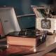 In der Fritz-Vinyl-Bar könnt Ihr Euch selbst als DJ testen und Platten auflegen