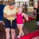 Das Eltern-Kind-Turnen ist sehr beliebt bei den Gästen