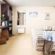 Elternschlafzimmer im Confort-Mobile-Home