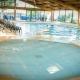 """Das ist der überdachte Pool """"Tropicale"""""""