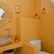 El Aleph: Badezimmer im Casita
