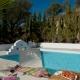 El Aleph: Der Pool
