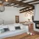 El Aleph: luftiges Wohnzimmer
