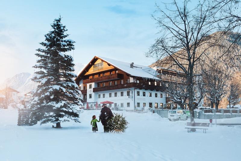 Das Landhotel Stern in Tirol - gemütlicher geht´s nicht im Winterurlaub mit den Kids