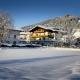 Der Felsenhof liegt mitten in Österreichs größtem Skigebiet - Schneegarantie inklusive