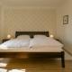 Schickes Schlafzimmer in der Ferienwohnung Albrecht Thaer