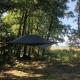 Cool für Teenies: Das Baumzelt mit Blick auf die Ostsee