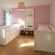 Ein Mädchentraum: Das Kinderzimmer in der Wohnung Ernst Franz