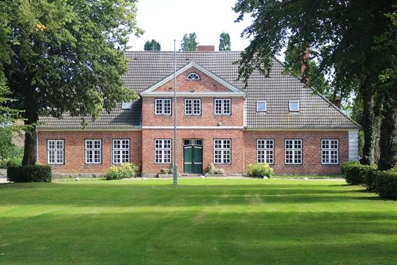 Das Herrenhaus des Friederikenhof