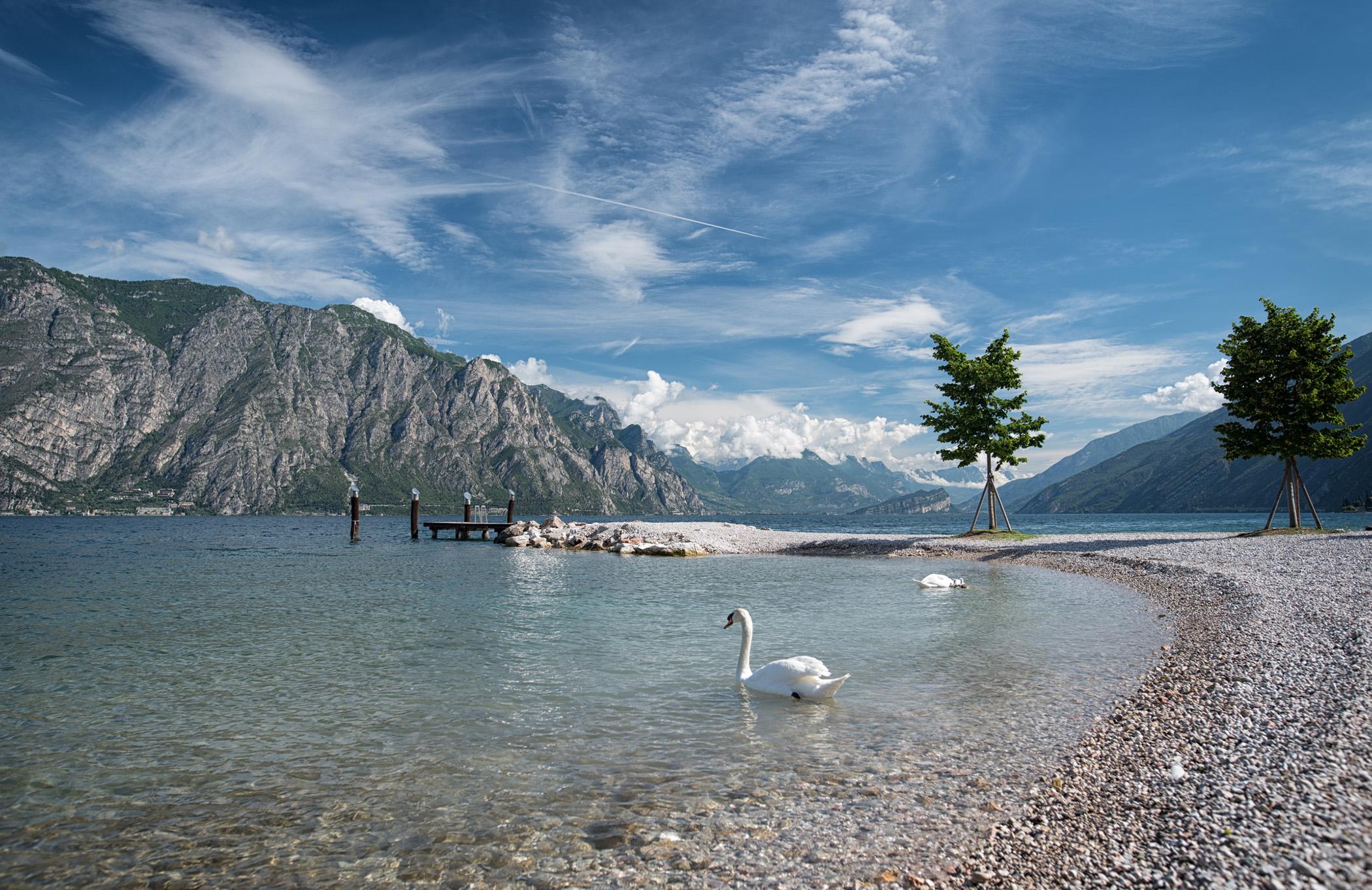 Im Herbst seid ihr am Gardasee für euch