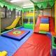 Perfekt für kleine Abenteurer: Der Indoor-Soft-Play-Bereich