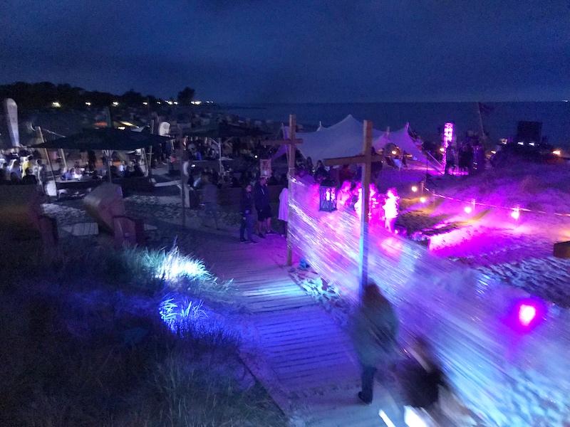 Full Moon Party mit DJs am Strand - auch Kids sind willkommen!