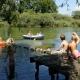 Der Huberhof - Mit eigenem Badesteg an der Alz!