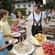 Huberhof - Das Frühstück und die Grillabende sind bei den Gästen super beliebt