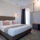 Schlicht, modern, cool: Die Zimmer