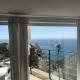 Blick von unserem Appartement aus in der Guincho Bay Villa