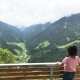 Der Blick vom Balkon unserer Ferienwohnung. Wahnsinn!
