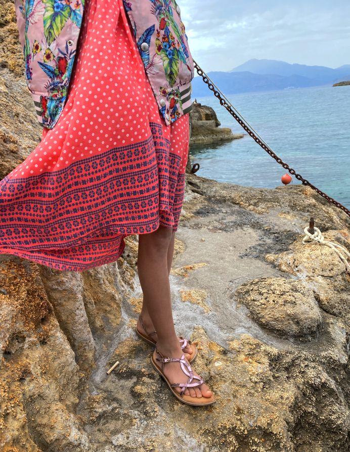 Kreta mit Kindern: Hippy-Feeling am Matala-Strand
