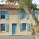 Auch das Maison aux Volets Bleus liegt unweit des Anwesens und dennoch haben hier bis zu zwei Familien ihr ganz eigenes Reich...