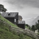 Vom La Pedevilla sind die Dolomiten zum Greifen nah