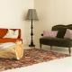 Antike Möbel und modernes Design bestimmen die Einrichtung im La Pedevilla