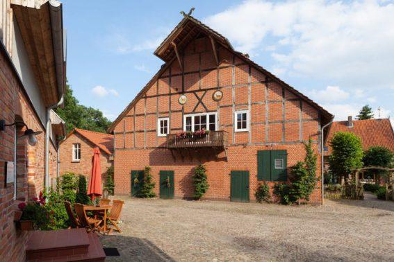 Der historische Gutshof Avernbeck