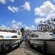 Fahrräder können direkt bei Le Boat dazugebucht werden und sind super praktisch
