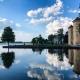 Schloss Rheinsberg ist auch vom Wasser aus wirklich wunderschön!