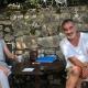 Eure australisch-griechischen Gastgeber Marilyn und Spero