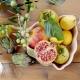 Auf den Märkten der Umgebung könnt Ihr leckeres Obst und Gemüse einkaufen