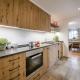 Lohnerhof - Alle Appartements haben eine Küche