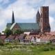 Das Lustrup Farmhouse liegt ganz nah an Dänemarks ältester Stadt Ribe