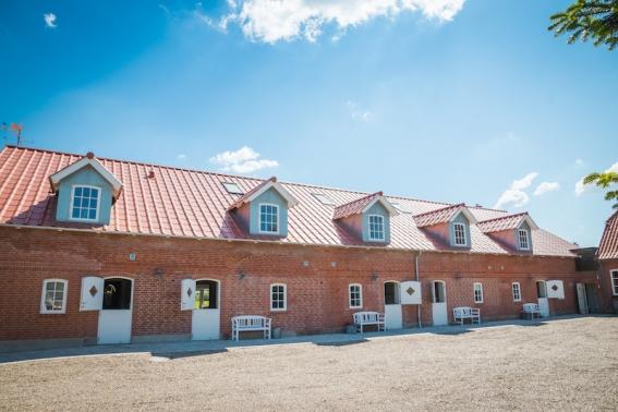 Willkommen im Lustrup Farmhouse