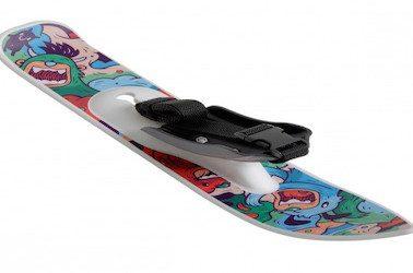 Skis für den Buggy
