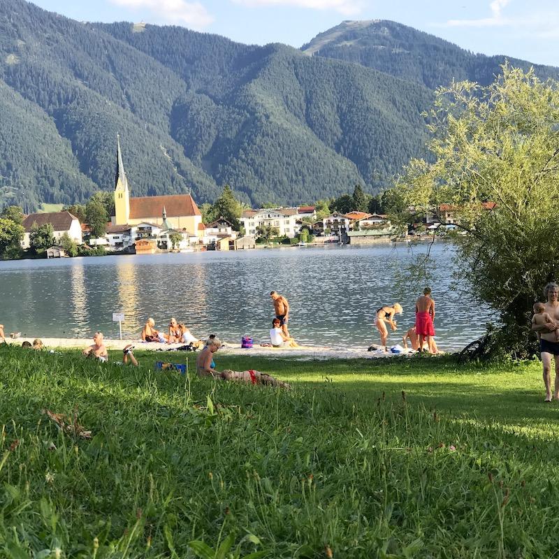 Bayern mit Kindern: Das Strandbad