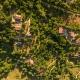 Das Gelände des Novanta aus der Vogelperspektive