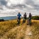 Sportliche kommen hier auch auf Ihre Kosten. Wie zum Beispiel bei der E-Bike Tour durch Felder und Wälder