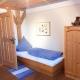 Das war das schnuckelige Schlafzimmer der Little Travel Damen