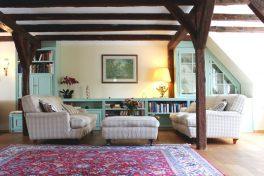 Wohnzimmer Meierei Gut Einhaus