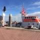 Die Anlegestelle von Norderney