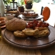 Typisch italienisches Frühstück - Friselle, Tomaten, Feigen und Co.
